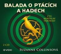 Balada o ptácích a hadech - 2CD (audiokniha)
