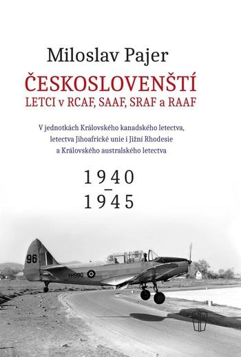 Českoslovenští letci v RCAF, SAAF, SRAF a RAAF