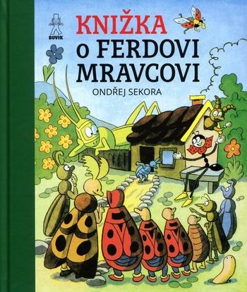 Knižka o Ferdovi Mravcovi