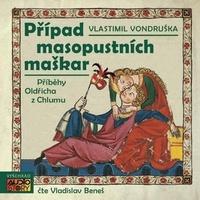 Případ masopustních maškar - CD MP3 (audiokniha)