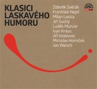 Klasici laskavého humoru - MP3 CD (audiokniha)