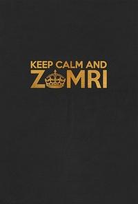 Keep Calm and Zomri