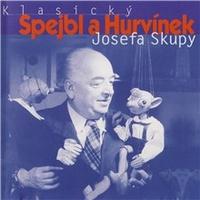 Klasický Spejbl a Hurvínek Josefa Skupy