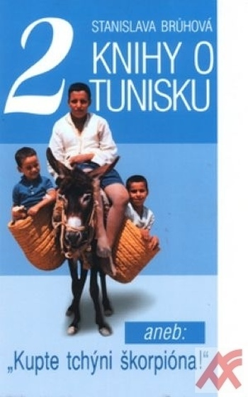 2 knihy o Tunisku