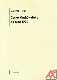 Česko-čínské vztahy po roce 1989