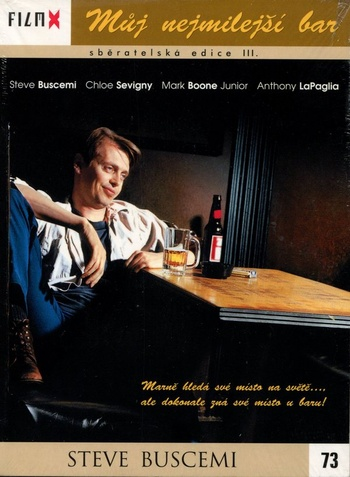 Můj nejmilejší bar - DVD (Film X III.)