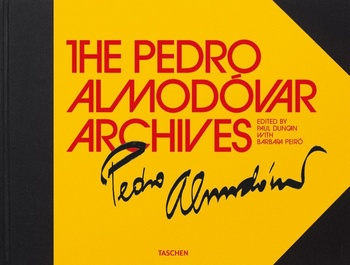 The Pedro Almodavar Archives