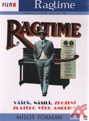 Ragtime - DVD (Film X III.)