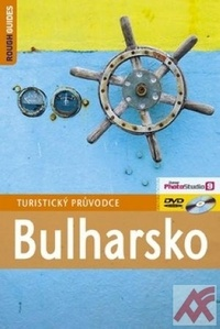 Bulharsko - Rough Guide + DVD