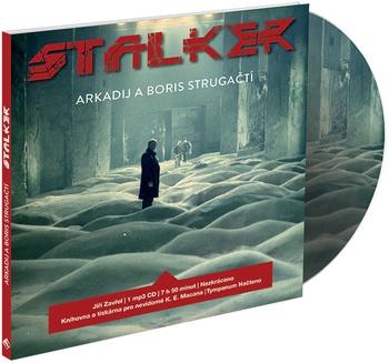 Stalker - CD MP3 (audiokniha)