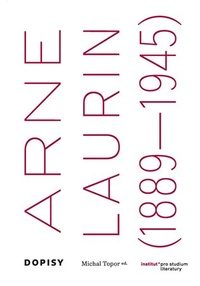 Dopisy (Arne Laurin 1889-1945)
