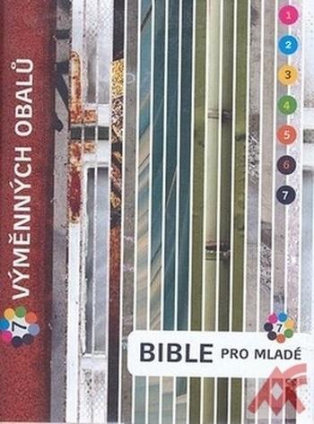 Bible pro mladé - 7 výměnných obalů