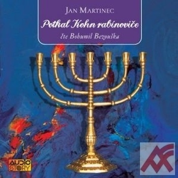 Potkal Kohn rabínoviče - MP3 (audiokniha)