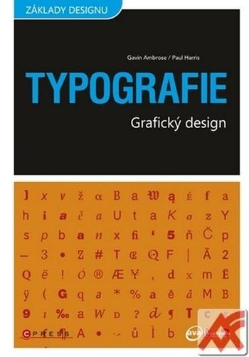 Typografie. Grafický design