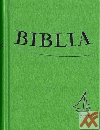 Biblia - vreckové vydanie (zelené)