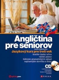 Angličtina pre seniorov + CD