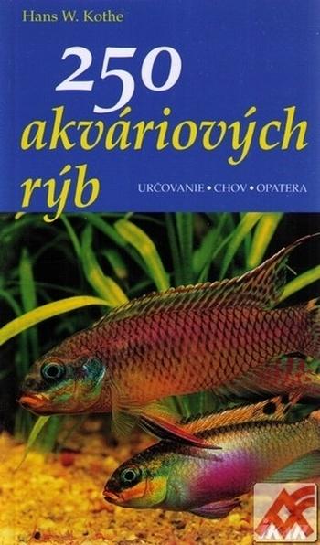 250 akváriových rýb