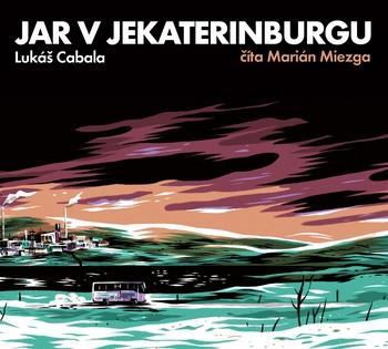 Jar v Jekaterinburgu - MP3 CD (audiokniha)