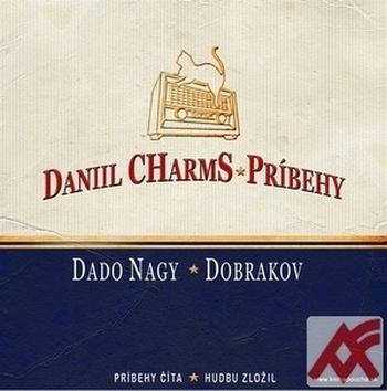 Príbehy - CD (audiokniha)