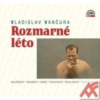 Rozmarné léto - CD (audiokniha)