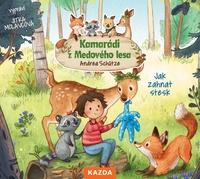 Kamarádi z Medového lesa 1 - CD (audiokniha)