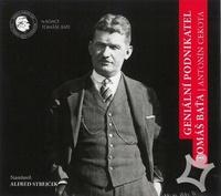 Geniální podnikatel Tomáš Baťa - CD (audiokniha)