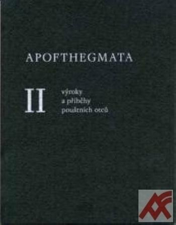 Apofthegmata II.