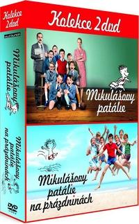 Mikulášovy patálie na prázdninách / Mikulášovy patálie - 2 DVD