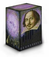 Shakespeare - komplet 10 kníh