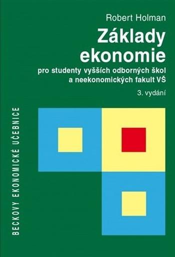 Základy ekonomie pro studenty vyšších odborných