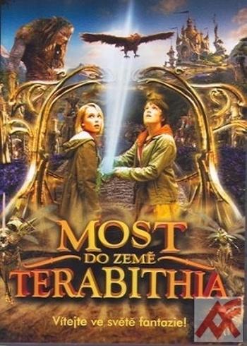 Most do země Terabithia - DVD
