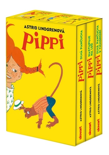 Pippi Dlhá pančucha (set)