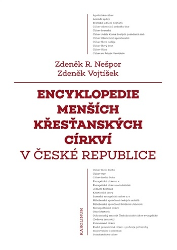 Encyklopedie menších křesťanských církví v České republice