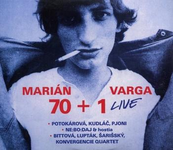 70 + 1 Live - CD