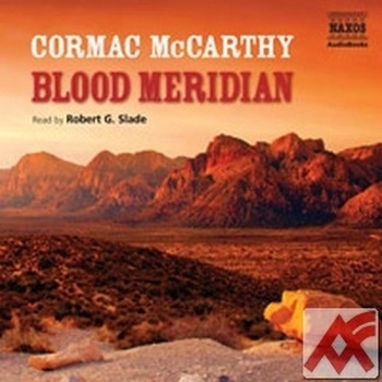 Blood Meridian - 6 CD (audiokniha)