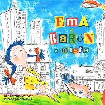 Ema a barón v meste - CD MP3 (audiokniha)