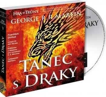 Tanec s draky - MP3 5CD (audiokniha)