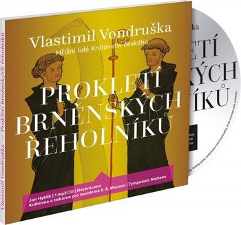 Prokletí brněnských řeholníků - CD MP3 (audiokniha)