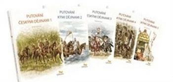 Putování českými dějinami - Komplet