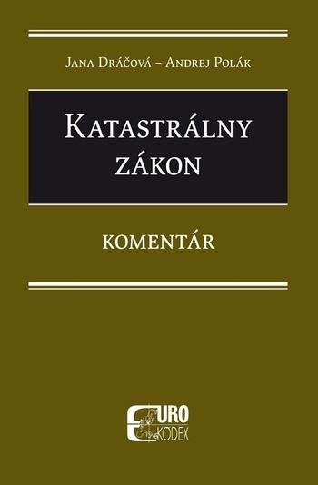 Katastrálny zákon. Komentár