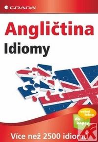 Angličtina idiomy. Více než 2500 idiomů