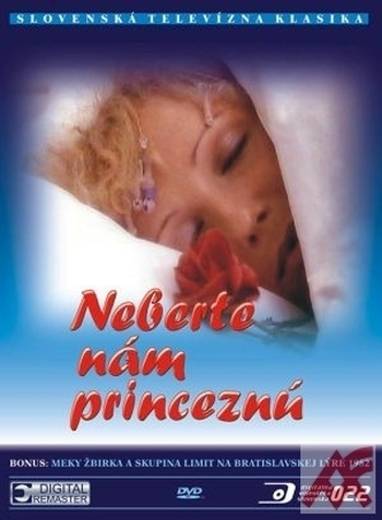 Neberte nám princeznú - DVD