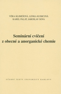 Seminární cvičení z obecné a anorganické chemie