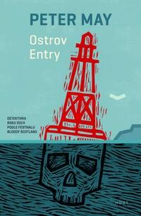 Ostrov Entry (tvrdá väzba)