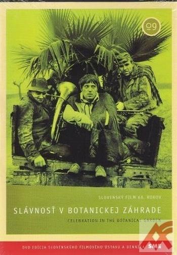 Slávnosť v botanickej záhrade - DVD