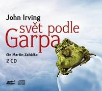 Svět podle Garpa - 2 MP3 CD (audiokniha)