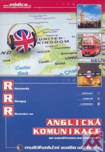 Anglická komunikace se zaměřením na cestování + CD