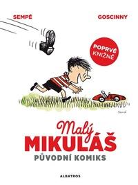 Malý Mikuláš. Původní komiks