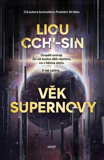 Věk supernovy