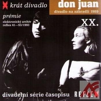 Don Juan - DVD (divadelné predstavenie)